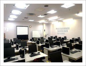 4F教室内