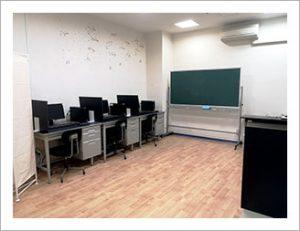 4F第二教室内